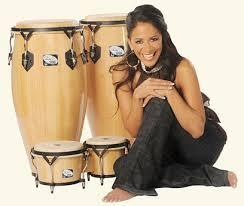 congas and bongos