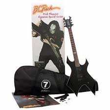 bc rich mick thomson