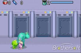 monster inc game