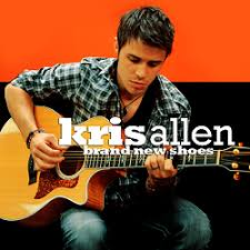 Kris Allen - Brand New Shoes