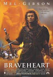 braveheart movie posters