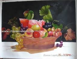 fruits decorations