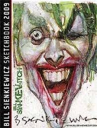 bill sienkiewicz sketchbook