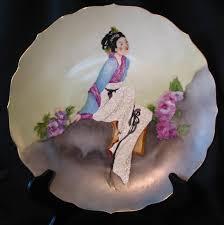 japanese lady painting