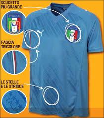 azzurri jersey