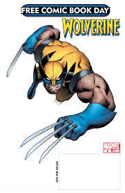 comic book wolverine