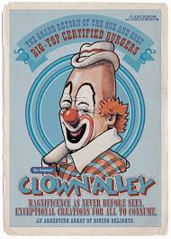 clown posters
