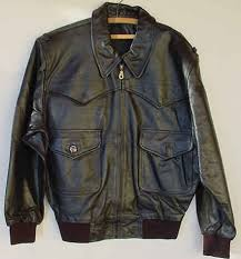 leather pilot jackets