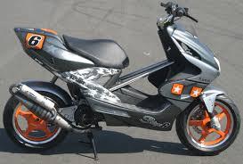 aerox scooter