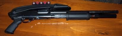 remington folding stock