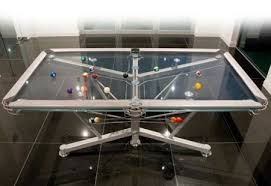pool table rack