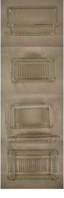 glass butter dishes