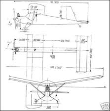 model airplane plan