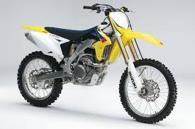 2009 suzuki rmz 450
