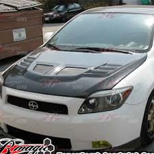 scion tc carbon fiber