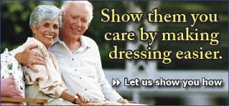 elderly clothing