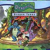 dragon tales music