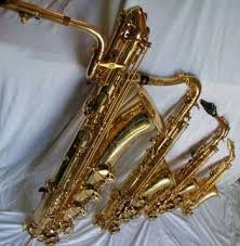 alto tenor saxophone