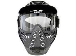 airsoft gun mask