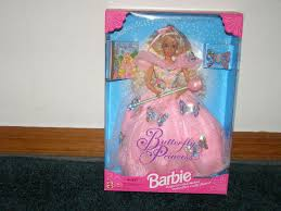 butterfly princess barbie