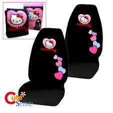hello kitty carseat covers