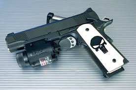 punisher pistol grips