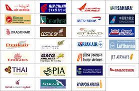 international airlines logos