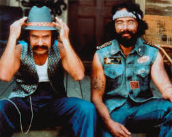 Cheech Marin And Tommy Chong - Born In East L.A.