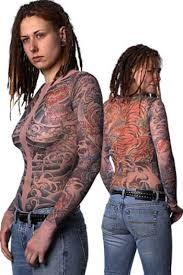 full body tattoo shirts