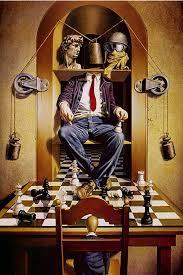 chess paintings