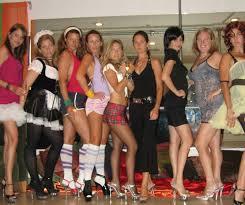 bachelorette party theme