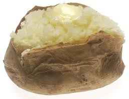 potatoes baked