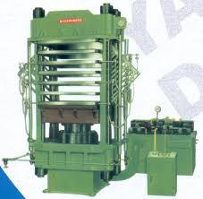 plastic press
