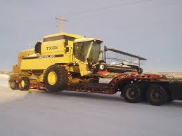 new holland combines