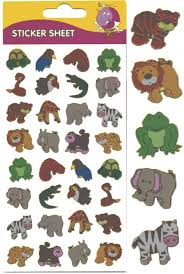 stickers animal