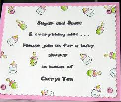 baby showers cards