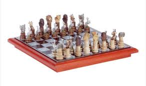 novelty chess set