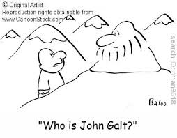 John Galt cartoon 1 - search