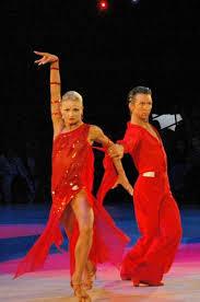 samba ballroom dance