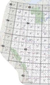 alberta topographic map