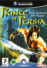 game cube prince of persia