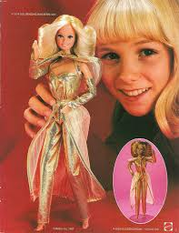 golden dream barbie