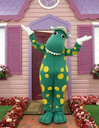 dorothy the dinosaur wiggles