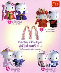 mcdonalds hello kitty