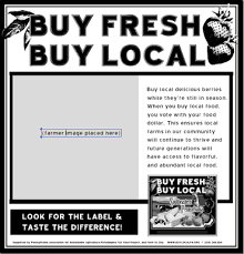 newspaper ad template