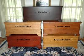 cherry finishes