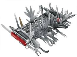 biggest swiss army knife