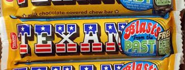 texan chocolate bars