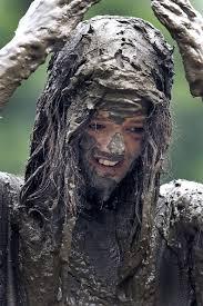 curl wet hair