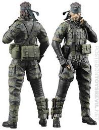 metal gear solid toy